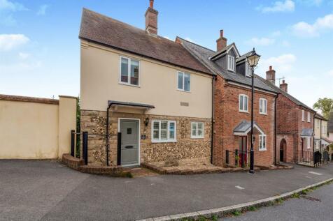 Penn Hill View, Stratton, Dorchester. 3 bedroom semi-detached house