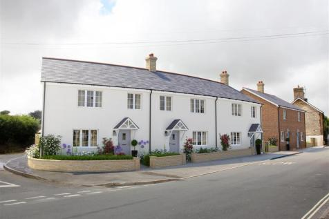 Main Street, Broadmayne, Dorchester. 3 bedroom end of terrace house
