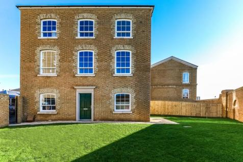 Coningsby Place, Poundbury, Dorchester. 4 bedroom semi-detached house for sale
