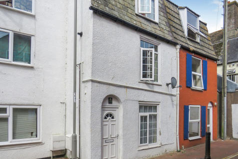 Caroline Place, Weymouth. 2 bedroom terraced house