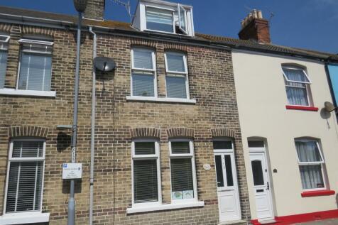 Charles Street, WEYMOUTH. 4 bedroom terraced house
