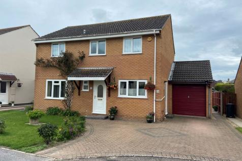 Symonds Close, Weymouth. 4 bedroom detached house