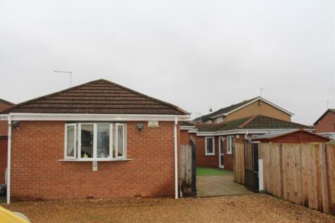 Fulbridge Road, Peterborough. 2 bedroom detached bungalow for sale