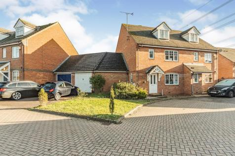 Calder Way, Great Ashby, STEVENAGE. 4 bedroom semi-detached house for sale