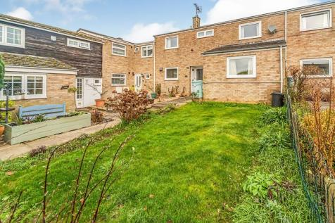 Grace Way, Stevenage. 3 bedroom terraced house for sale
