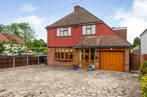 Ellingham Road, Hemel Hempstead. 4 bedroom detached house