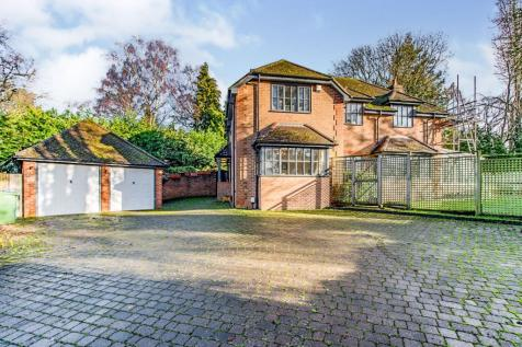 The Orchard, WATFORD. 4 bedroom detached house for sale