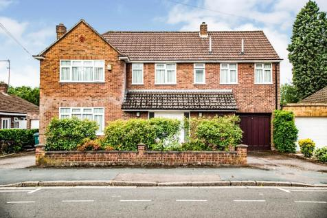 The Avenue, WATFORD. 4 bedroom detached house for sale