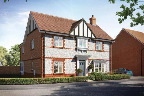 Station Road, Oakley, Basingstoke. 4 bedroom detached house