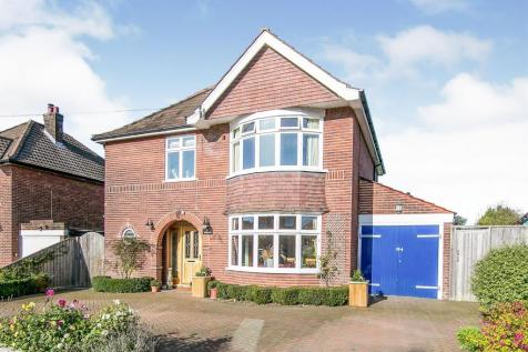 Woodstone Avenue, Ipswich. 4 bedroom detached house for sale