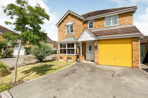 Orpington Way, Hilperton, Trowbridge. 4 bedroom detached house