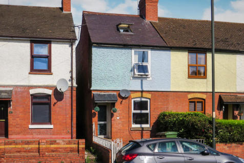 Belmont Road, Hereford. 3 bedroom end of terrace house