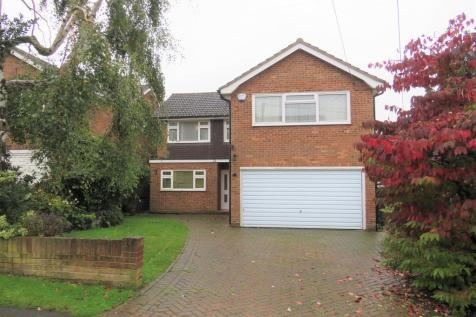 Cromwell Avenue, Billericay. 5 bedroom detached house for sale