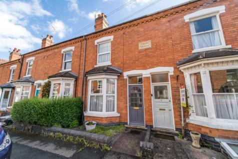 Ashcroft Road, Worcester. 2 bedroom terraced house for sale