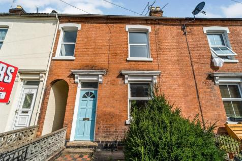 East Street, Worcester. 3 bedroom terraced house for sale