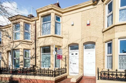 Edinburgh Road, Kensington, Liverpool. 3 bedroom terraced house