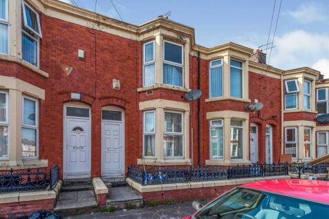 Empress Road, Kensington, Liverpool. 2 bedroom terraced house