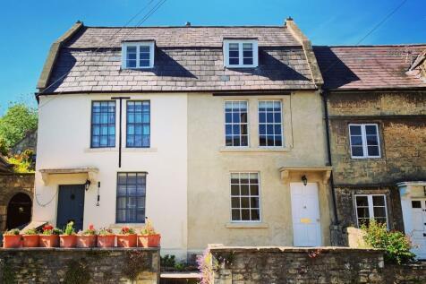 High Street, Batheaston, Bath. 2 bedroom terraced house