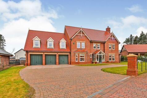 Black Wood, Wynyard, BILLINGHAM. 5 bedroom detached house for sale