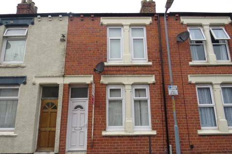 Roscoe Street, Middlesbrough. 2 bedroom terraced house for sale