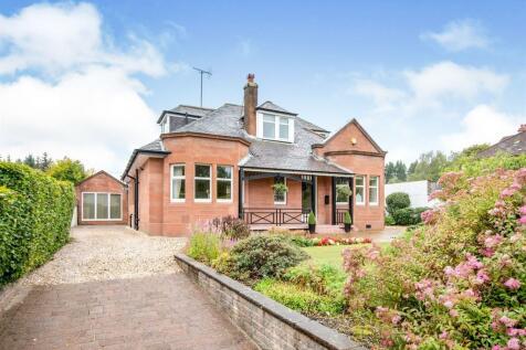 Redburn Avenue, Giffnock, GLASGOW. 3 bedroom detached bungalow