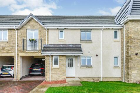 Kinglas Drive, Dumbarton. 3 bedroom terraced house for sale