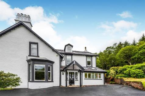Whistlefield Road, Garelochhead, Helensburgh. 5 bedroom detached house