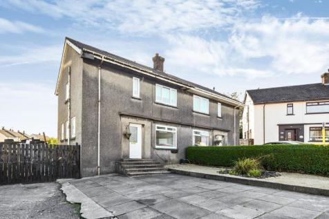Kerrmuir Avenue, Hurlford, Kilmarnock. 4 bedroom semi-detached house
