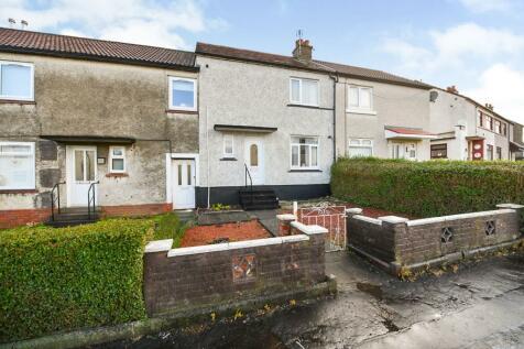 Treeswoodhead Road, Kilmarnock. 2 bedroom terraced house for sale