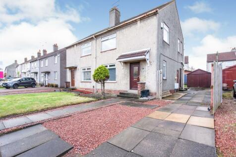 Carron Avenue, Kilmarnock. 3 bedroom semi-detached house for sale