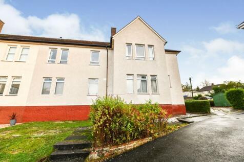 Mackinlay Place, KILMARNOCK. 4 bedroom flat for sale