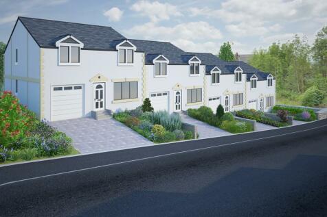 West Brae, Paisley. 4 bedroom terraced house