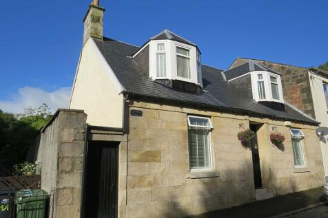 William Street, Paisley. 3 bedroom link detached house