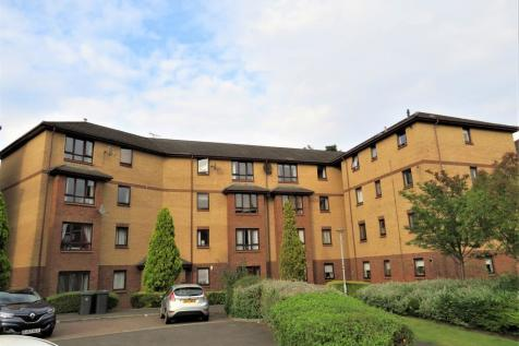 Millstream Court, Paisley. 2 bedroom flat for sale