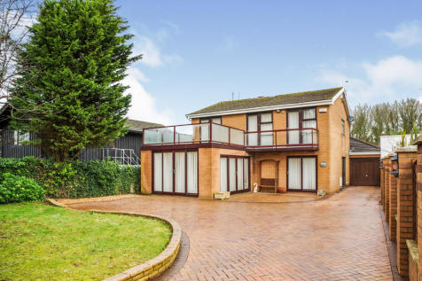 South Road, Sully, Penarth. 5 bedroom detached house for sale