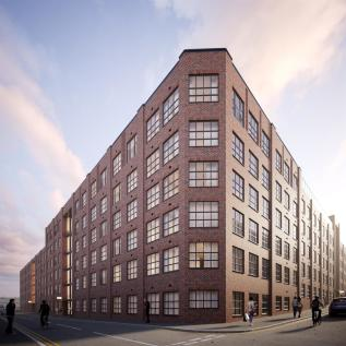 Digbeth Square, Lombard Street, Birmingham. 1 bedroom apartment for sale