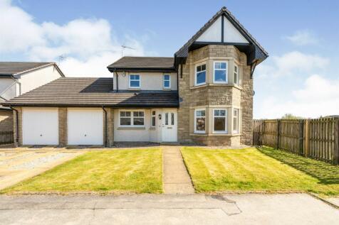 Fleurs Park, Stirling. 4 bedroom detached house for sale