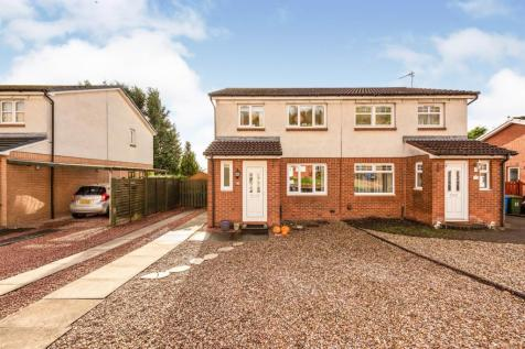 Mary Stevenson Drive, Alloa. 3 bedroom semi-detached house for sale