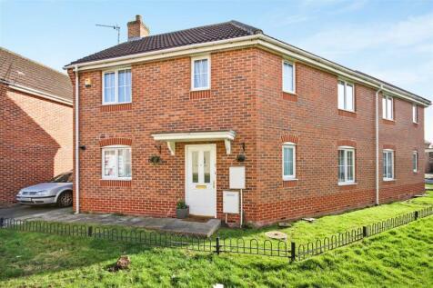 Neptune Crescent, SWINDON. 3 bedroom semi-detached house for sale
