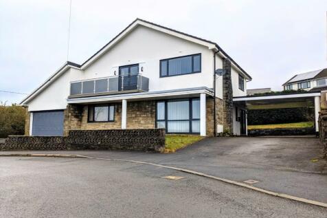 Parkdale View, Llantrisant, Pontyclun. 4 bedroom detached house for sale