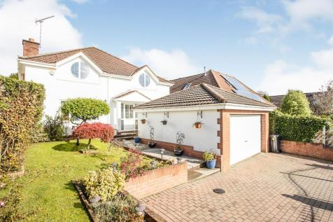 Heol Y Pentre, Pentyrch, CARDIFF. 5 bedroom detached house for sale