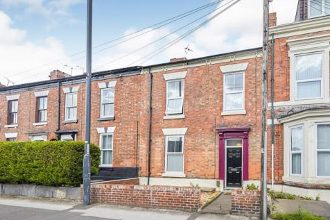 Duffield Road, Derby. 4 bedroom terraced house for sale