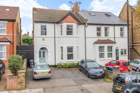 Argyle Road, London. 6 bedroom semi-detached house for sale