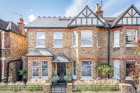 Kingsley Avenue, LONDON. 4 bedroom semi-detached house for sale