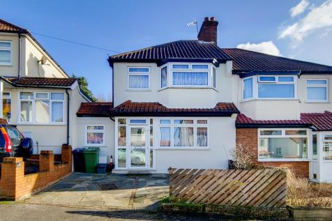 The Greenway, Epsom. 4 bedroom semi-detached house