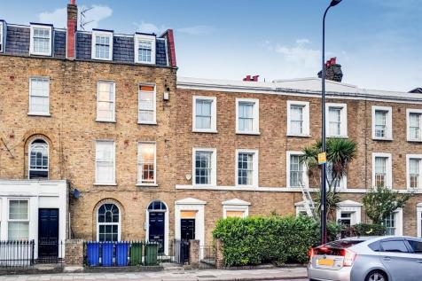 Camberwell New Road, London. 3 bedroom terraced house