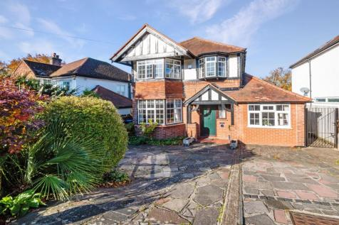 Hurst View Road, South Croydon. 4 bedroom detached house for sale