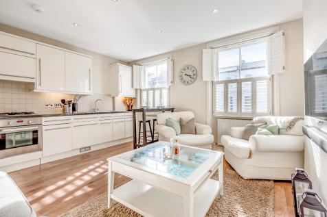 Woodstock Grove, London. 2 bedroom flat for sale