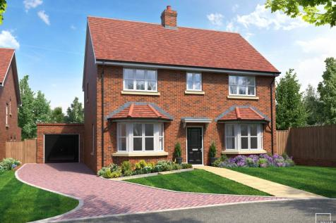St. Francis Close, Tring. 4 bedroom detached house for sale