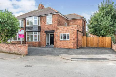 Rectory Gardens, Wheatley, Doncaster. 4 bedroom semi-detached house for sale